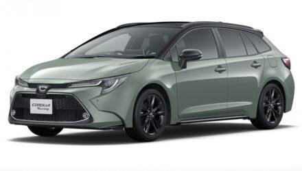 Универсал Toyota Corolla обзавелся версией Active Ride