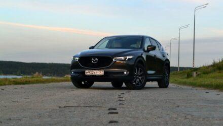Mazda CX-5 2017: Это вам не KIA