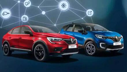 Renault Kaptur и Arkana с турбомотором: «механики» не будет