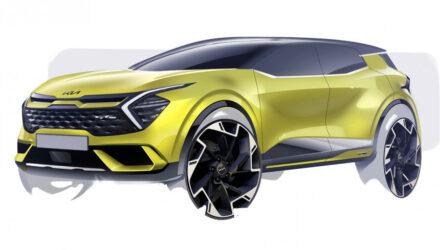 Kia Sportage: на подходе короткая версия для Европы