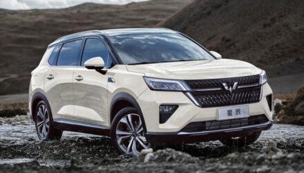 Кроссовер Wuling Xingchen компаний GM и SAIC метит на экспорт