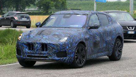 Кроссовер Maserati Grecale снова откладывается