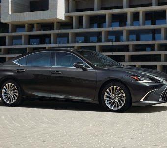 Обновленный Lexus ES вышел на рынок и уже подорожал